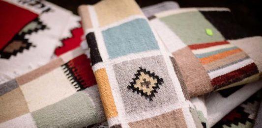 Ciekawe kształty dywanów
