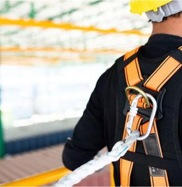 Środki ochrony przy pracy na wysokości